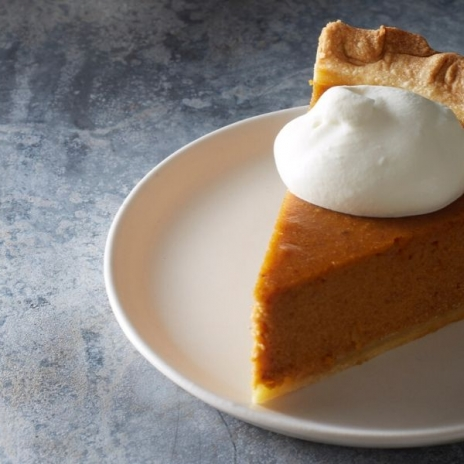 Holiday Sweet Potato Pie recipe | Stacie Billis