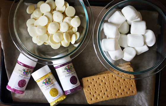 Easy Indoor S'mores recipe for Easter | Stacie Billis