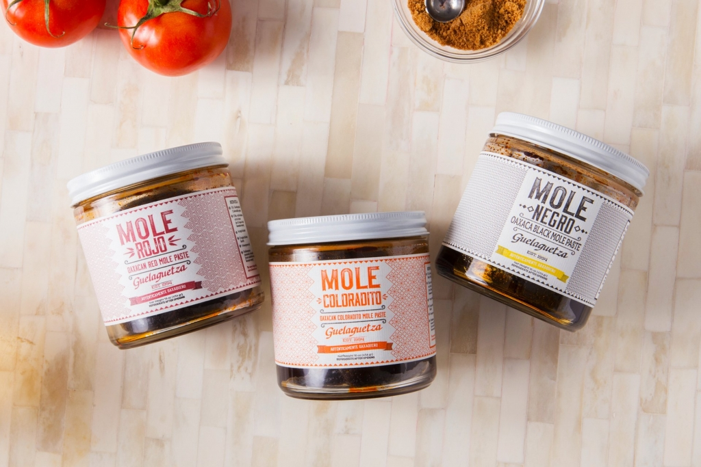 The best items for your pantry: Mail order mole sauce from La Guelaguetza, Los Angeles | featured at StacieBillis.com